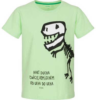 Endo - T-shirt z krótkim rękawem dla chłopca 9-13 lat C91G504_1