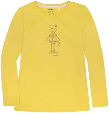 Endo - Bluzka z długim rękawem  dla dziewczynki 9-13 lat D72G580_1
