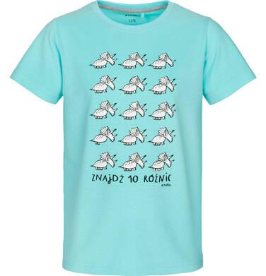 Endo - T-shirt z krótkim rękawem dla chłopca 9-13 lat C91G505_1