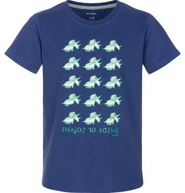 Endo - T-shirt z krótkim rękawem dla chłopca 9-13 lat C91G505_2
