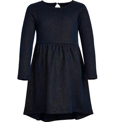 Endo - Sukienka z długim rękawem dla dziewczynki 3-8 lat D82H059_1