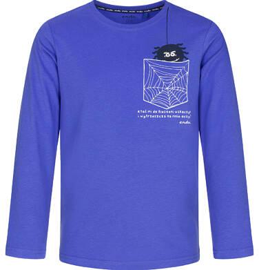 Endo - T-shirt z długim rękawem dla chłopca 3-8 lat C92G041_1