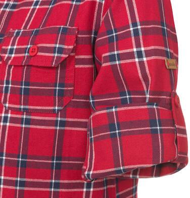Endo - Koszula z długim rękawem dla chłopca, w kratę, 9-13 lat C92F503_1