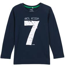 T-shirt z długim rękawem dla chłopca 3-8 lat C62G025_1