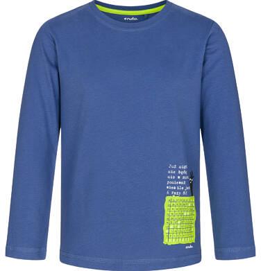 Endo - T-shirt z długim rękawem dla chłopca 9-13 lat C92G577_1
