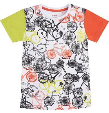 Endo - T-shirt dla chłopca 3-8 lat C81G024_1