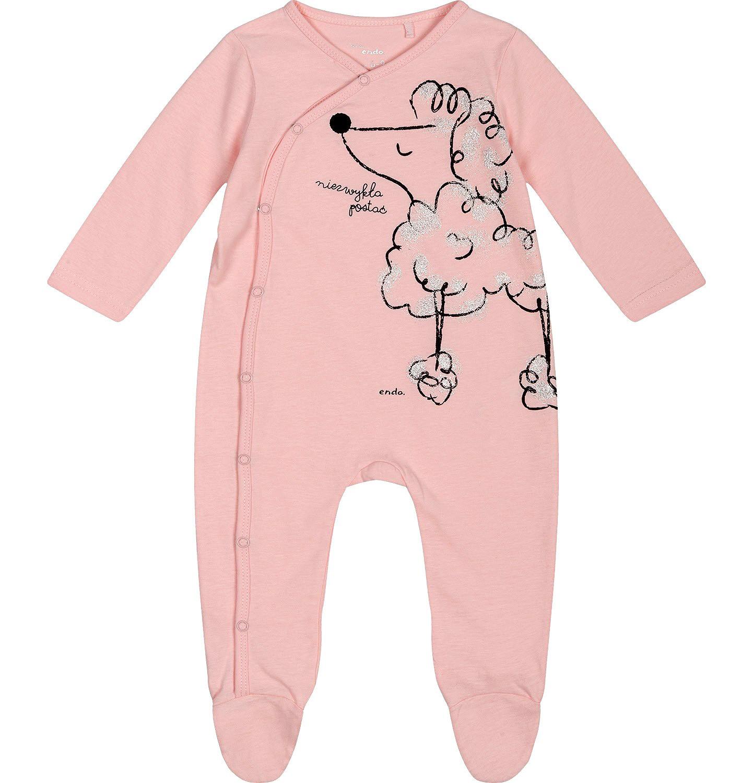"""Endo - """"Niezwykła postać"""" Pajac niemowlęcy N82N014_1"""