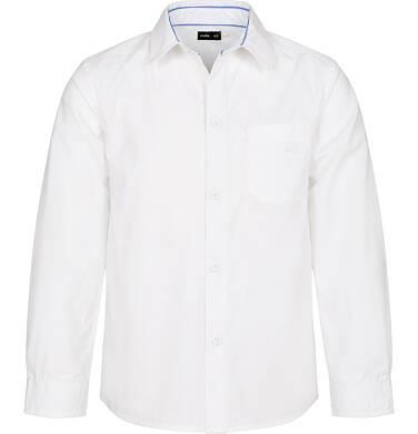 Koszula z długim rękawem dla chłopca 9-13 lat C92F505_1