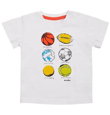 Endo - T-shirt dla dziecka 0-3 lata N81G010_1