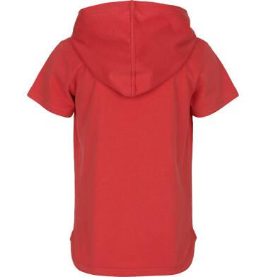 Endo - T-shirt z krótkim rękawem dla chłopca 9-13 lat C91G523_1