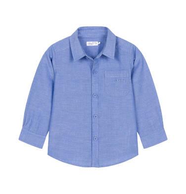 Koszula z długim rękawem dla dziecka 0-3 lata N92F007_1
