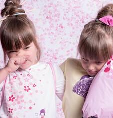 Endo - Bluzka z długim rękawem  dla dziewczynki 3-8 lat D72G037_1