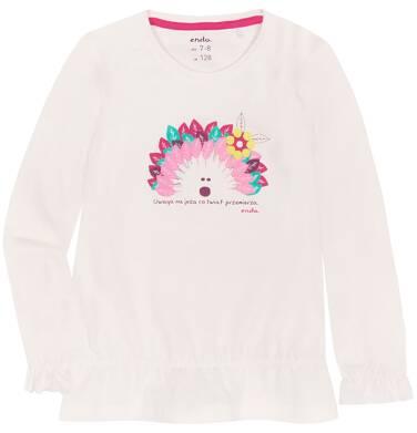 Endo - Bufiasta bluzka dla dziewczynki 3-8 lat D72G099_2