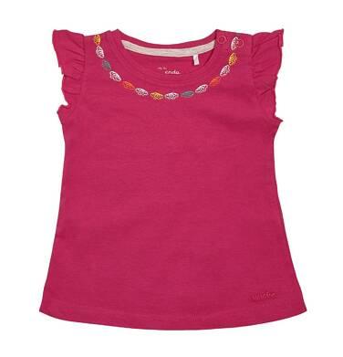Endo - Bluzka z krótkim rękawem dla dziecka 0-3 lata N81G025_1