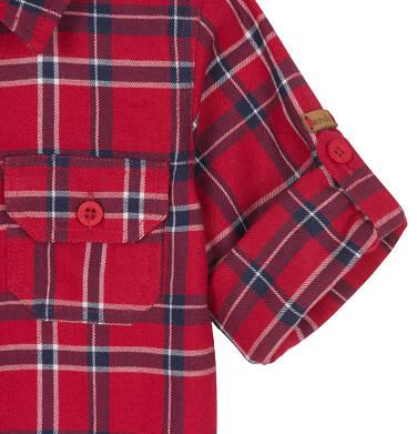 Endo - Koszula z długim rękawem dla dziecka 0-3 lata N92F008_1