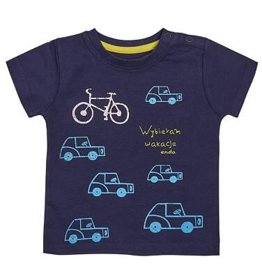 T-shirt dla dziecka 0-3 lata N81G042_1
