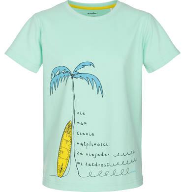 Endo - T-shirt z krótkim rękawem dla chłopca 9-13 lat C91G603_1