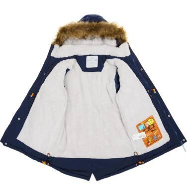 Endo - Parka zimowa dla chłopca 3-8 lat C82A005_2