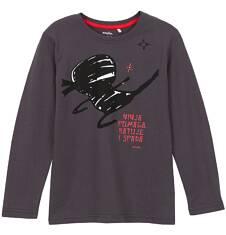 T-shirt z długim rękawem dla chłopca 3-8 lat C62G035_1