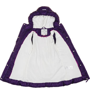 Endo - Płaszcz zimowy dla dziewczynki 3-8 lat D82A007_1