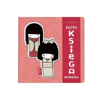 Endo - Złota księga Kokeshi BK52015_1