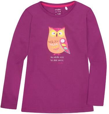 Endo - Bluzka z długim rękawem  dla dziewczynki 9-13 lat D72G603_2