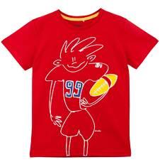 T-shirt dla chłopca C61G115_1