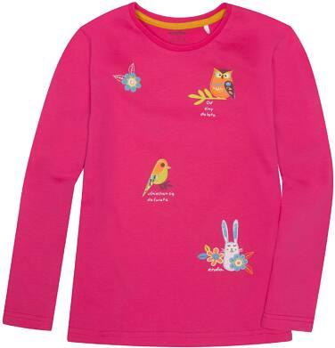 Endo - Bluzka z długim rękawem  dla dziewczynki 3-8 lat D72G105_1