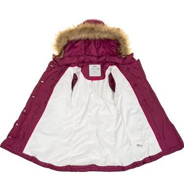 Endo - Płaszcz zimowy dla dziewczynki 3-8 lat D82A009_1
