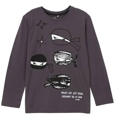 Endo - T-shirt z długim rękawem dla chłopca 3-8 lat C62G037_1
