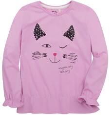 Endo - Bufiasta bluzka dla dziewczynki 3-8 lat D72G026_1