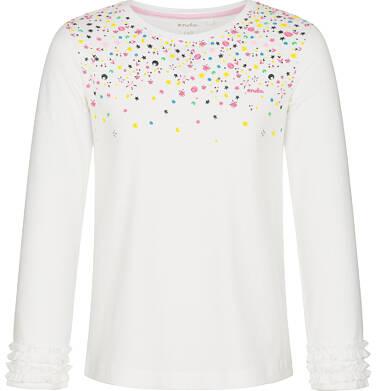 Endo - Bluzka z długim rękawem dla dziewczynki 3-8 lat D92G084_1