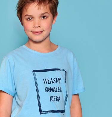 Endo - T-shirt z krótkim rękawem dla chłopca 9-13 lat C91G607_1