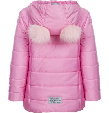 Endo - Kurtka zimowa z kapturem dla dziewczynki 9-13 lat D82A506_1