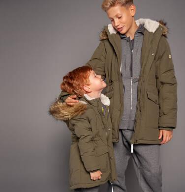 Endo - Parka zimowa dla chłopca 3-8 lat C82A005_1