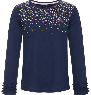 Endo - Bluzka z długim rękawem dla dziewczynki 9-13 lat D92G584_2