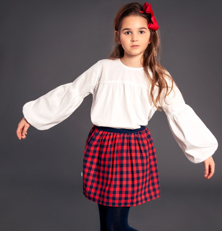 Endo - Spódnica dla dziewczynki 3-8 lat D82J009_1