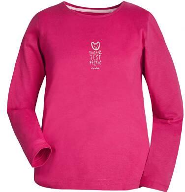 Endo - Bluzka z długim rękawem  dla dziewczynki 3-8 lat D72G137_1