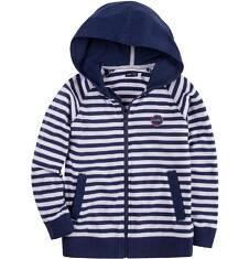 Bluza z kapturem na suwak dla chłopca 9-13 lat C71C519_1