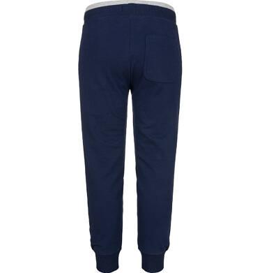 Endo - Spodnie dresowe dla chłopca, granatowe, 2-8 lat C03K051_1,3