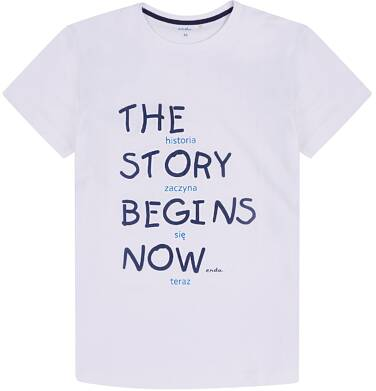 Endo - T-shirt męski Q72G007_1