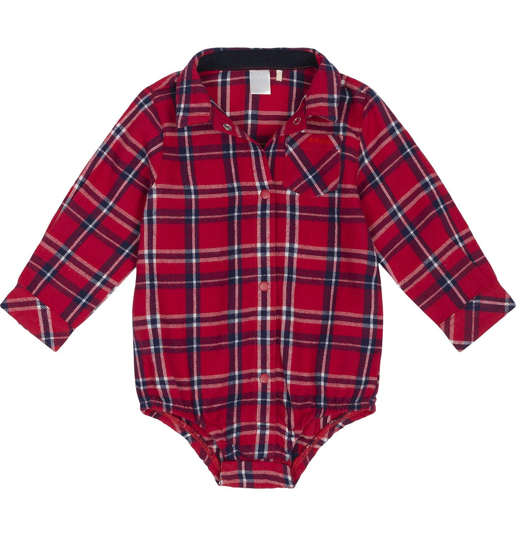 Endo - Koszulowe body niemowlęce N82F001_4