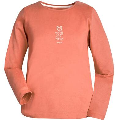 Endo - Bluzka z długim rękawem  dla dziewczynki 9-13 lat D72G637_2