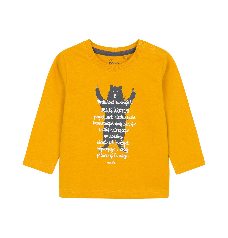 Endo - T-shirt z długim rękawem dla dziecka 0-3 lata N92G057_1