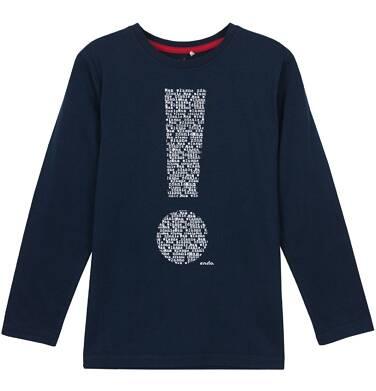 Endo - T-shirt z długim rękawem dla chłopca 3-8 lat C62G095_1