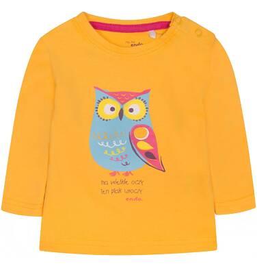 Lekko rozszerzana bluzka dla dziecka 6-36 m N72G027_1