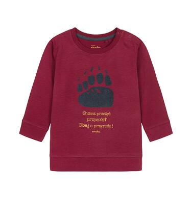 T-shirt z długim rękawem dla dziecka 0-3 lata N92G059_2