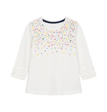 Endo - Bluzka z długim rękawem dla dziecka 0-3 lata N92G083_1