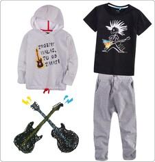Zestaw dla małego chłopca z linii Endorock C059_M