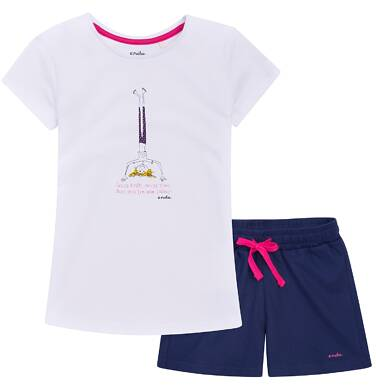 Endo - Strój WF dla dziewczynki 3-8 lat D72V008_1
